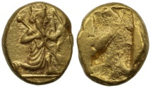 Ancient Coins - Persia, Achaemenid Empire, Gold Daric