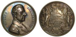 World Coins - Joseph Chamberlain, Visit to South Africa, 1902-1903.