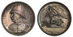 World Coins - Major Hermann von Wissmann, (1853-1905).