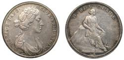 World Coins - Coronation of Mary of Modena, 1685.