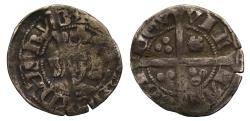 World Coins - Edward III Reading Mint Penny 3rd Florin coinage