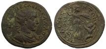 Ancient Coins - Trebonianus Gallus, AE, Seleucia ad Calycadnum, Cilicia