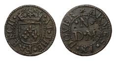 World Coins - French Arms, Dover, Kent Token
