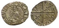 World Coins - Anglo Gallic, Henry VI Hardi d'Argent