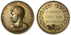 World Coins - George IV, Accession, 1820.