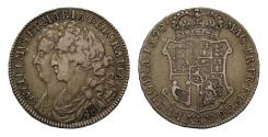 World Coins - Scotland William and Mary 1690 Forty Shillings