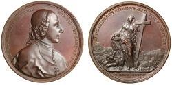 World Coins - Jacobite, Henry IX, Cardinal-Duke of York, 1788.