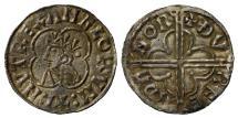 World Coins - Canute Penny Norwich, quatrefoil type
