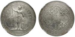 World Coins - British Trade Dollar, 1901B.