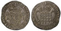 World Coins - Elizabeth I Four-Testerns mintmark O