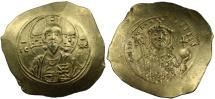 Michael VII, Electrum Histamenon Nomisma