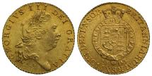 World Coins - George III 1803 Half-Guinea