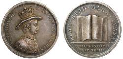 World Coins - Christ's Hospital, Marker's Prize.