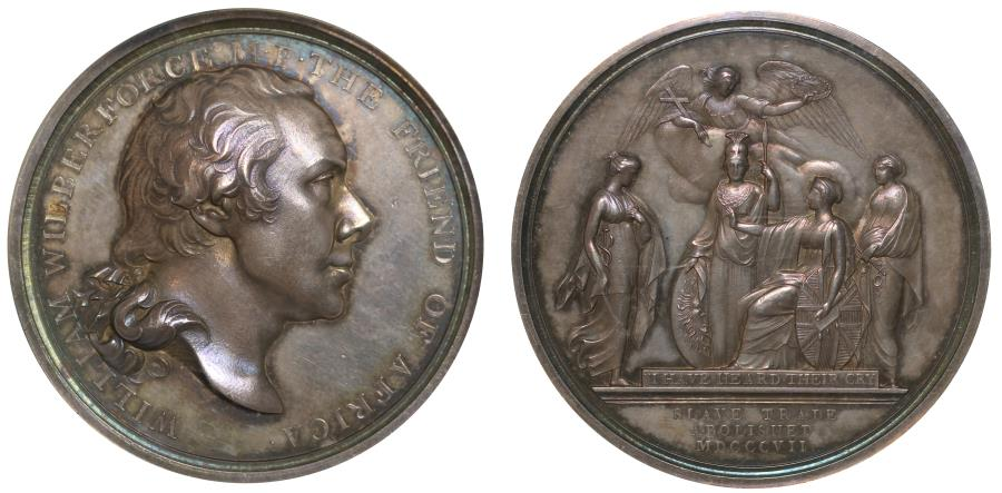 World Coins - Abolition of the Slave Trade, 1807
