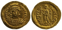 Ostrogothic Kingdom, Athalaric, Gold Solidus