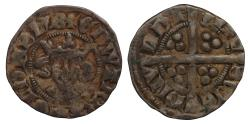World Coins - Edward II Penny Bury St Edmunds, class 11b