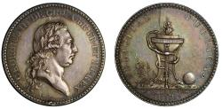 World Coins - George III, Recovery from Illness.