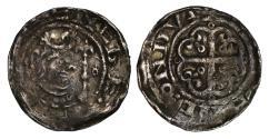 World Coins - Stephen Penny, North-Eastern variant, Durham, Fobund, star by sceptre