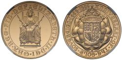 World Coins - Elizabeth II 1989 proof Two-Pounds PF69 ULTRA CAMEO