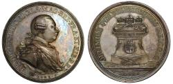 World Coins - Religious Stability, 1774.