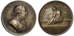 World Coins - Duke of Atholl, 1774.