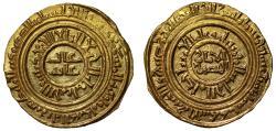 World Coins - Fatimid Dinar, AH 509.