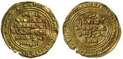 World Coins - Zuray'id, Gold Dinar, 'Adan, AH542.