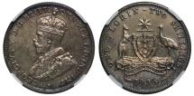 World Coins - Australia George V 1936  Proof Florin PF63