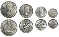 World Coins - Australia, Proof Set, 1957.