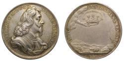 World Coins - Charles I, memorial, 1649.