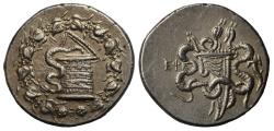 Ancient Coins - Ionia, Ephesos, Silver Tetradrachm