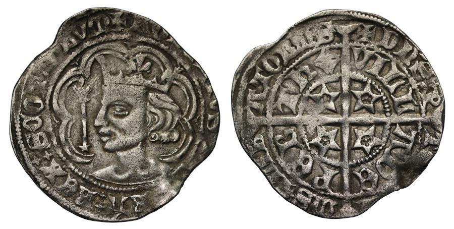 Scotland, Robert II Groat | European Coins