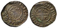 World Coins - Henry II Penny Worcester Godwine