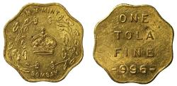 World Coins - Indian Tola