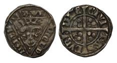 World Coins - Ireland, Edward I Penny later coinage, type IVa, Dublin Mint