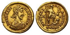 Ancient Coins - Arcadius, Gold Solidus, Mint of Ravenna