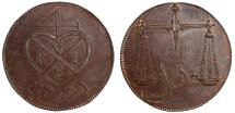 World Coins - Proof Pice, 1791