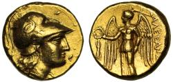 Macedon, Alexander III the Great, gold Stater