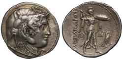 Ancient Coins - Egypt, Ptolemy I, Silver Tetradrachm