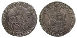 World Coins - James I Crown, plumes reverse made from Welsh silver, mm trefoil / lis