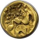 Ancient Coins - Celtic coins, BELGICA, AV-1/4 Stater, F-VF