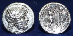 Ancient Coins - Seleukid Empire, Seleukos I Nikator AR Tetradrachm. Susa, circa 305-295 BC, 16.89gm, EF & RARE