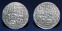 World Coins - GREAT MONGOLS Mongke 656h AR Dirham Tiflis 2.69g, 23mm, FINE & VERY RARE