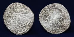 World Coins - ISLAMIC POST MONGOL ILKHANID ULJAYTU AR 2 Dirhams Mint Jajerum Date 710 AH, 4.26g. 26mm.
