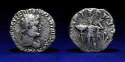 Ancient Coins - BAKTRIA, Indo-Greek Kingdom Strato I Soter Circa 105-85/0 BC. AR Drachm 1.89g, 16mm, VF & R