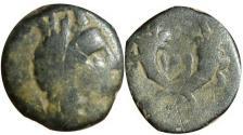 Ancient Coins - Aretas IV , Phasaelis.