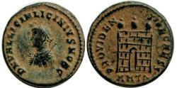 Ancient Coins - LICINIUS II (Caesar, 317-324). Follis.