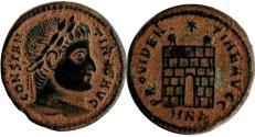 Ancient Coins - Constantine I. Nicomedia Mint.