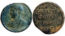Ancient Coins - Constantine II, AD 324-325.