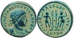Ancient Coins - Constantine II. As Caesar, AD 337- 340.